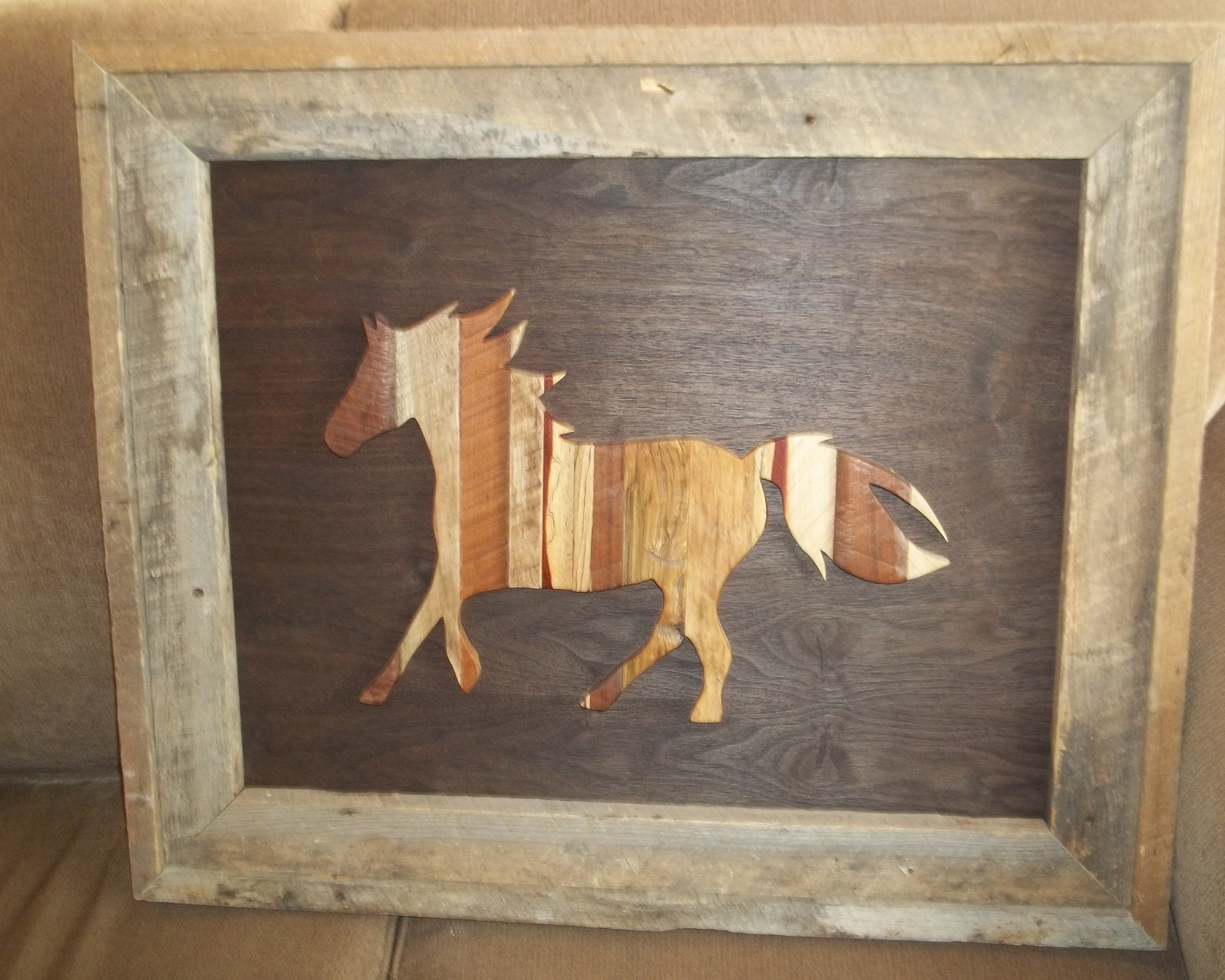 Wall Hangings – Woodart by Ron MacKendrick